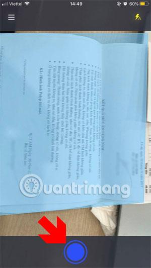 Scan tài liệu và chụp tài liệu