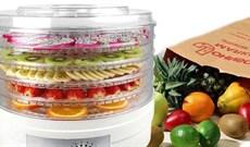 Top 5 máy sấy hoa quả gia đình giá rẻ, chất lượng