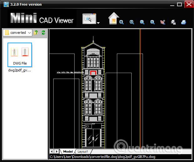 Cách chuyển file PDF sang Autocad - Ảnh minh hoạ 5