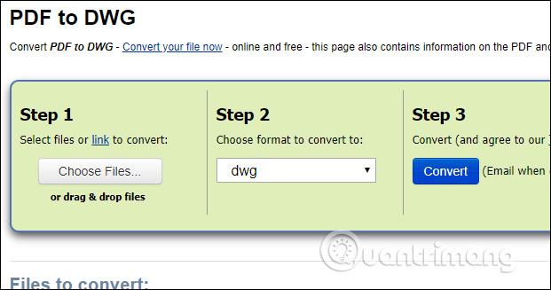 Cách chuyển file PDF sang Autocad - Ảnh minh hoạ 9