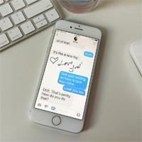 Cách biến đổi giao diện tin nhắn trên iPhone