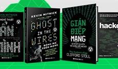 Bộ sách về thế giới hacker và an toàn thông tin mạng đầu tiên tại Việt Nam sắp được ra mắt