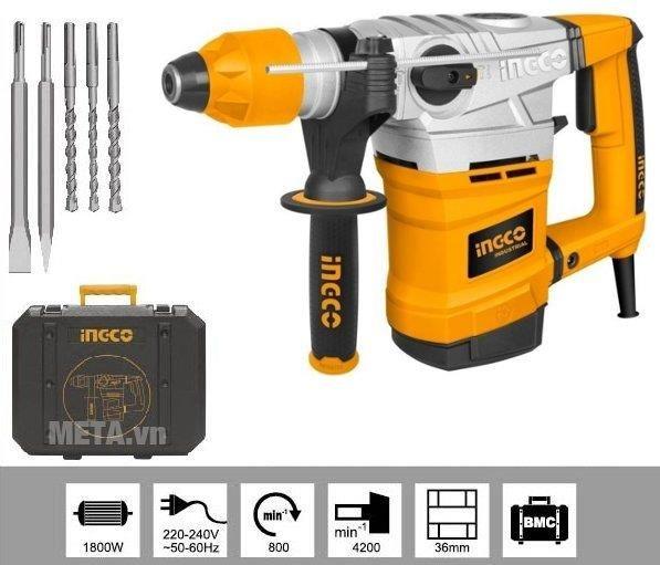INGCO RH18008