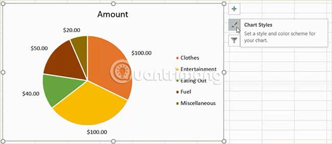 Cách tạo biểu đồ tròn trong Microsoft Excel - Ảnh minh hoạ 11