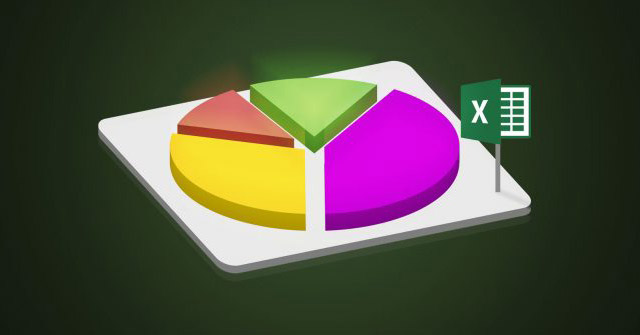 Cách tạo biểu đồ tròn trong Microsoft Excel