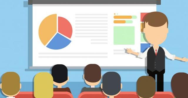 Cách dùng 2 màn hình chiếu slide PowerPoint