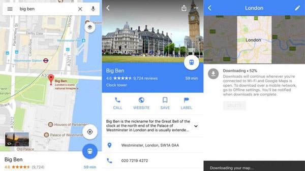 Cuối cùng, Google Assistant cũng xuất hiện trên Google Maps
