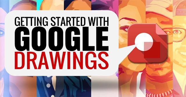 Cách chèn Google Drawing vào Google Docs