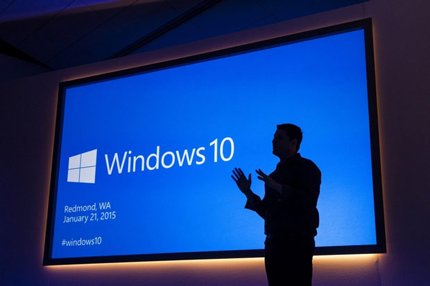 Cập nhật lên Windows 10