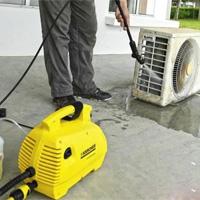 Top 4 máy rửa xe gia đình xịt rửa được điều hòa