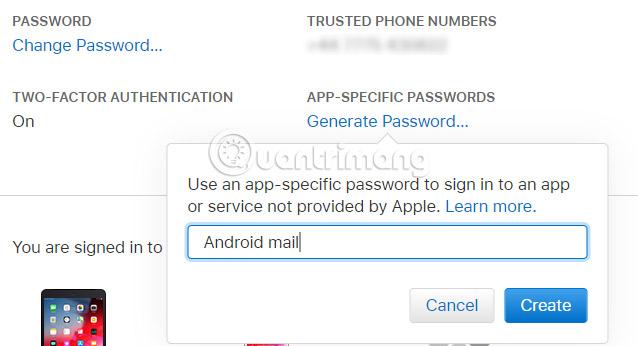 Email iCloud