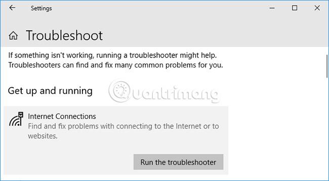 Kết nối Internet