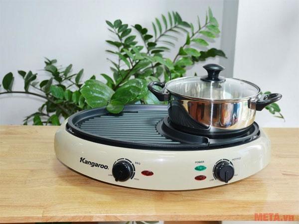 Bếp nướng điện Kangaroo