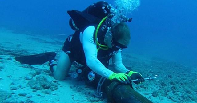 Hoàn tất sửa chữa tuyến cáp quang biển AAG