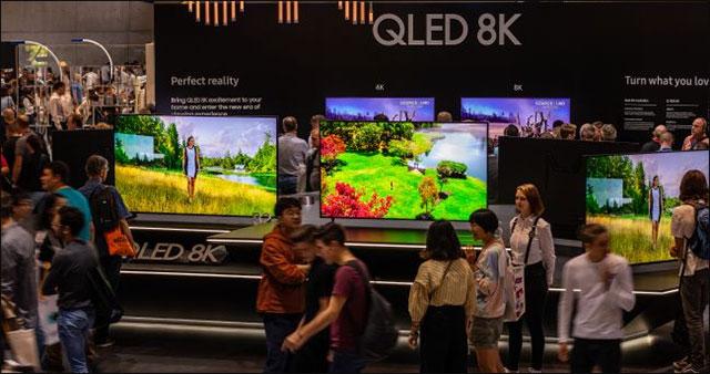 Có nên mua TV 8K?