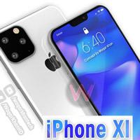 Mời xem concept mới nhất về chiếc iPhone XI, có tai thỏ