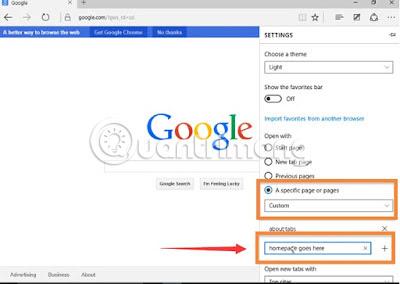 Cách xóa SpecialSearchOption trên Chrome và trình duyệt khác - Ảnh minh hoạ 8