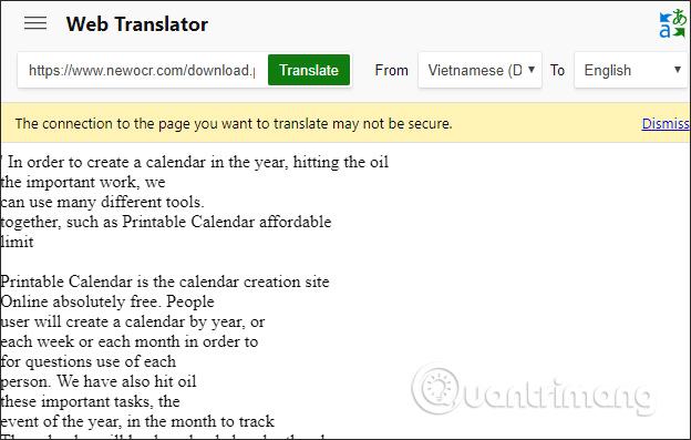 Dịch ngôn ngữ