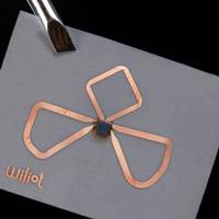 Con chip Bluetooth hoạt động không cần pin, lấy năng lượng từ sóng trong môi trường xung quanh