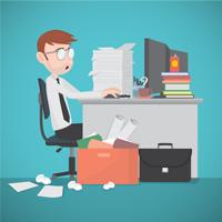 [Infographic] 9 thói quen không tốt trong 10 phút đầu tiên của ngày làm việc