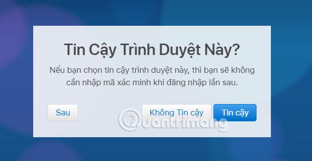 Tin cậy trình duyệt tìm iPhone