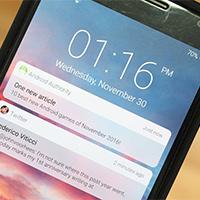 Cách đặt ảnh động cho màn hình khóa iPhone