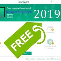 Mời tải Kaspersky Free 2019 đi kèm nhiều tính năng bảo vệ PC, hỗ trợ tiếng Việt