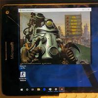 Cài thành công Windows 10 ARM và chơi Fallout trên chiếc Lumia 950 XL