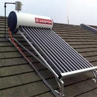 Máy nước nóng năng lượng mặt trời làm nóng nước có tốt không?