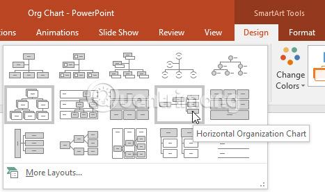 Thao tác với các đồ họa SmartArt trong PowerPoint 2016 - Ảnh minh hoạ 18