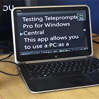 Cách tạo máy nhắc nội dung Teleprompter trực tuyến