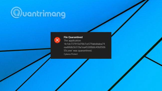 Đánh giá Cylance Smart Antivirus - Phần mềm diệt virus sử dụng công cụ trí tuệ nhân tạo - Ảnh minh hoạ 3