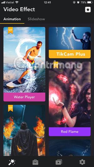 Animation TikCam