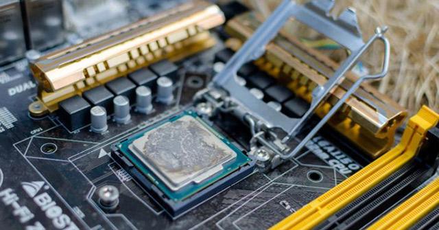 Nhiệt độ của bộ xử lý trong máy tính là bao nhiêu?