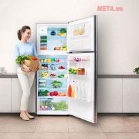 Chọn mua tủ lạnh 2 cánh theo kích thước