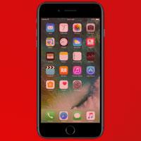 Bảo vệ mắt vào ban đêm với chế độ màn hình đỏ trên iPhone