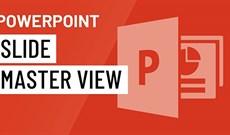 Tìm hiểu về chế độ xem Slide Master trong PowerPoint 2016
