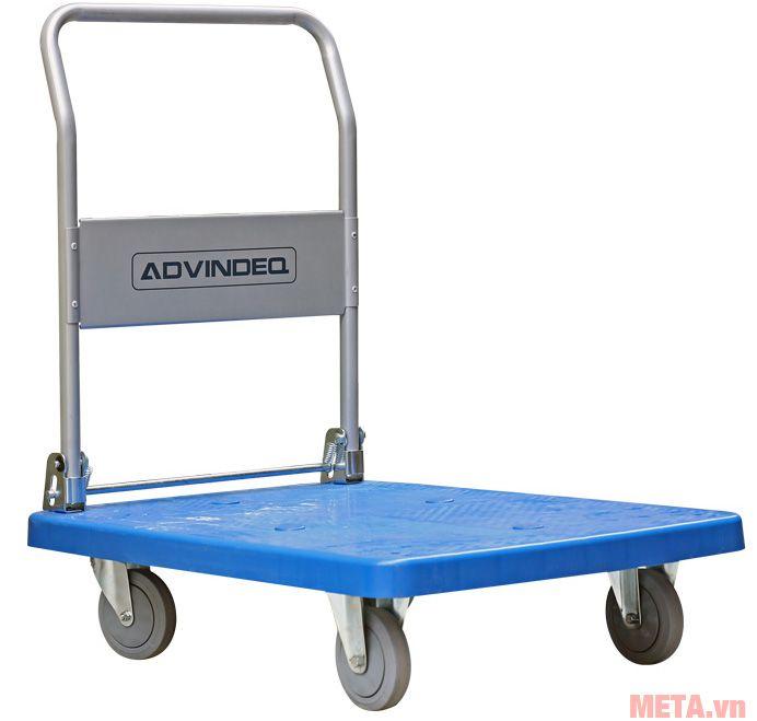Xe đẩy hàng Advindeq đạt nhiều tiêu chuẩn chất lượng cao trên thế giới.