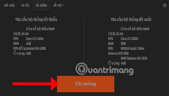 Cách tải và cài đặt PUBG LITE trên máy tính - Quantrimang com