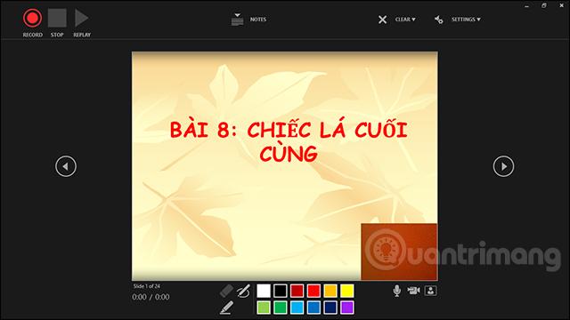 Cách ghi âm, ghi hình slide PowerPoint - Ảnh minh hoạ 5