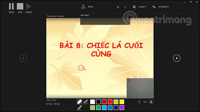 Cách ghi âm, ghi hình slide PowerPoint - Ảnh minh hoạ 7