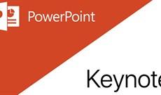 Cách chuyển đổi các slide PowerPoint sang Keynote trên Mac