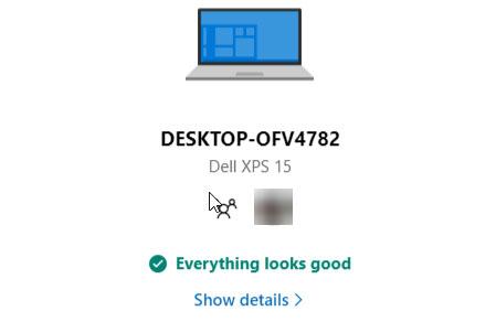 Đầu tiên, hãy truy cập vào trang quản lý thiết bị của Microsoft.