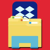 Những cách tải và chia sẻ dữ liệu vào Dropbox mà không cần tài khoản
