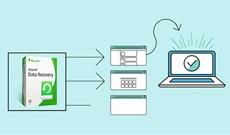 Cách dùng iSkysoft Data Recovery khôi phục dữ liệu