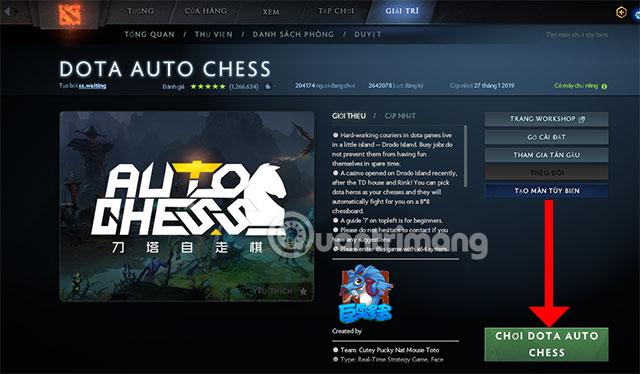 Tải Dota Auto Chess