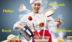 Máy đánh trứng hãng nào tốt giữa: Philips, Bosch, Panasonic và BlueStone?