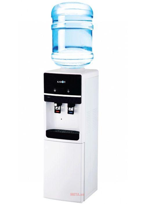 Nên vệ sinh cây nước nóng lạnh trước khi sử dụng lần đầu.