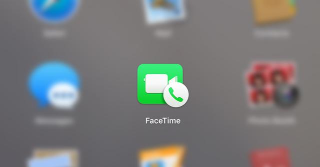Ứng dụng FaceTime của Apple