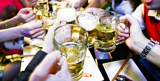 Từ chối uống rượu bia